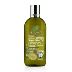 Virgin Olive Oil Shampoo 265Ml-Dr Organic-UAE-BEAUTY ON WHEELS