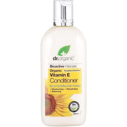Vitamin E Conditioner 265Ml-Hair Care-Dr Organic-BEAUTY ON WHEELS-UAE-Dubai-Abudhabi-KSA-الامارات