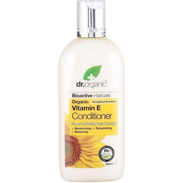 Vitamin E Conditioner 265Ml-Dr Organic-UAE-BEAUTY ON WHEELS