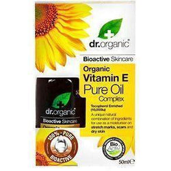 Vitamin E Pure Oil Complex 50Ml-Dr Organic-UAE-BEAUTY ON WHEELS