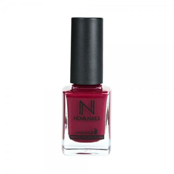 Water Based Nail Polish Bordeaux # 83-Nova Nails-UAE-BEAUTY ON WHEELS