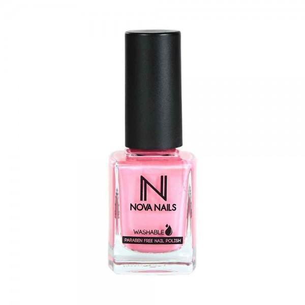 Water Based Nail Polish Cotton Candy # 20-Nova Nails-UAE-BEAUTY ON WHEELS
