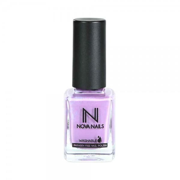 Water Based Nail Polish Lavender Dreams # 30-Nova Nails-UAE-BEAUTY ON WHEELS