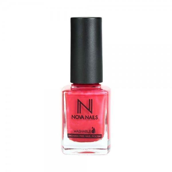 Nova Nails Water Based Nail Polish Strawberry Cupcake # 82-Makeup-Nova Nails-BEAUTY ON WHEELS-UAE-Dubai-Abudhabi-KSA-الامارات