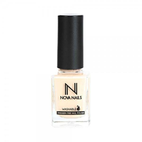 Nova Nails Water Based Nail Polish Sweet Almond # 11-Makeup-Nova Nails-BEAUTY ON WHEELS-UAE-Dubai-Abudhabi-KSA-الامارات