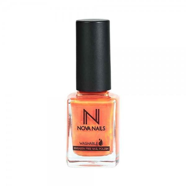 Water Based Nail Polish Tropical Splash # 72-Nova Nails-UAE-BEAUTY ON WHEELS