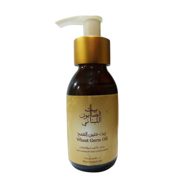 Wheat Germ Oil 80Ml-Bayt Al Saboun-UAE-BEAUTY ON WHEELS