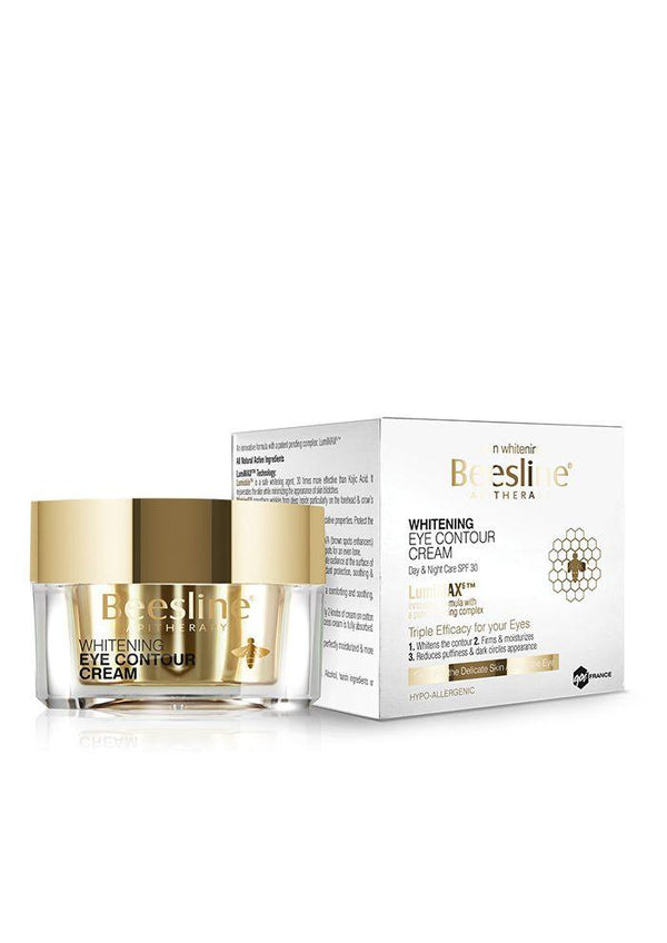 Whitening Eye Contour Cream SPF 30-Beesline-UAE-BEAUTY ON WHEELS