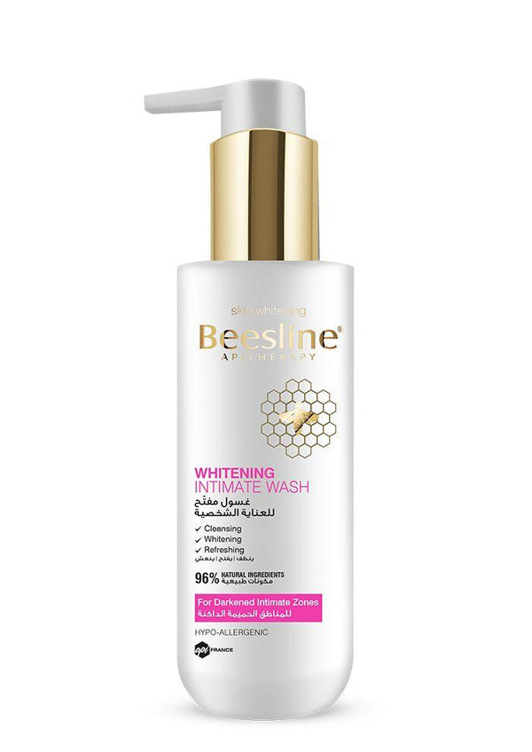 Whitening Intimate Wash 200Ml-Beesline-UAE-BEAUTY ON WHEELS