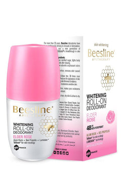 Whitening Roll-On Fragranced Deo Elder Rose 50Ml-Beesline-UAE-BEAUTY ON WHEELS