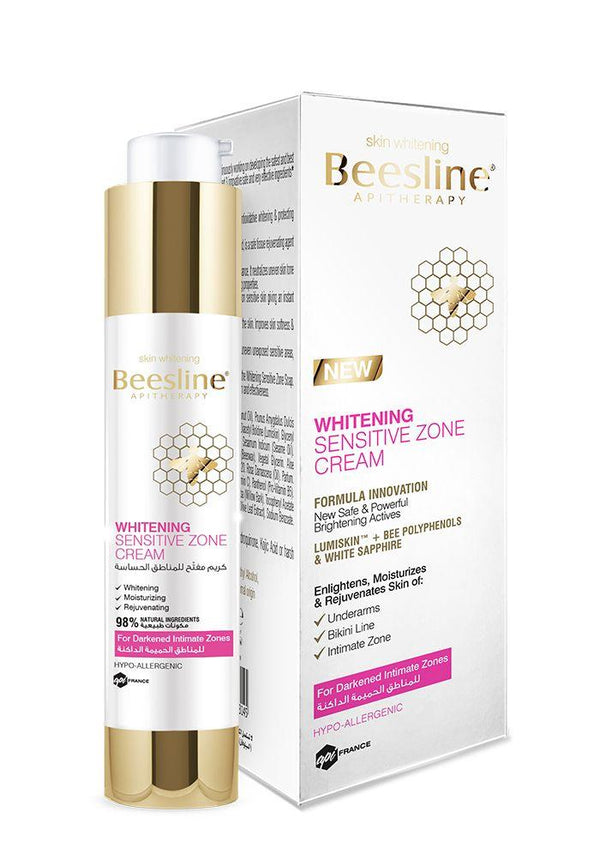 Whitening Sensitive Zone Cream 50Ml-Beesline-UAE-BEAUTY ON WHEELS