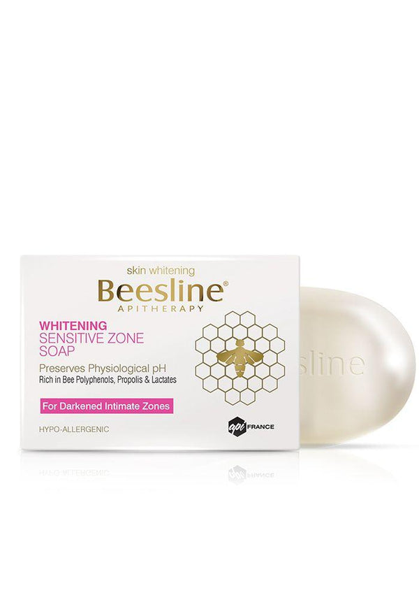 Whitening Sensitive Zone Soap-Beesline-UAE-BEAUTY ON WHEELS