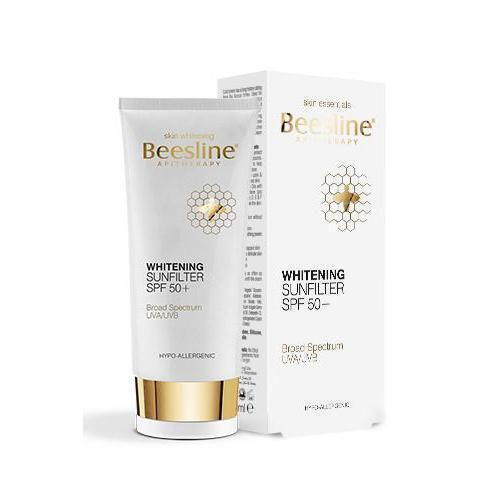 Whitening Sun Filter Spf 50+ 60Ml-Beesline-UAE-BEAUTY ON WHEELS