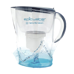 Epic Nano Water Jug | Removes Bacteria