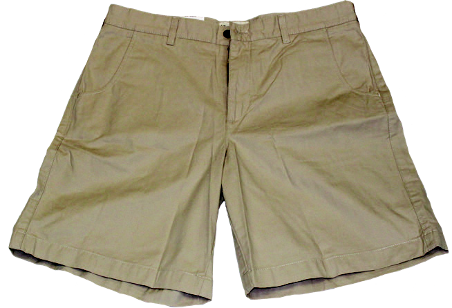 Adult Khaki Shorts