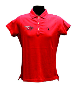 Women's Solid Polo (3 Colors)