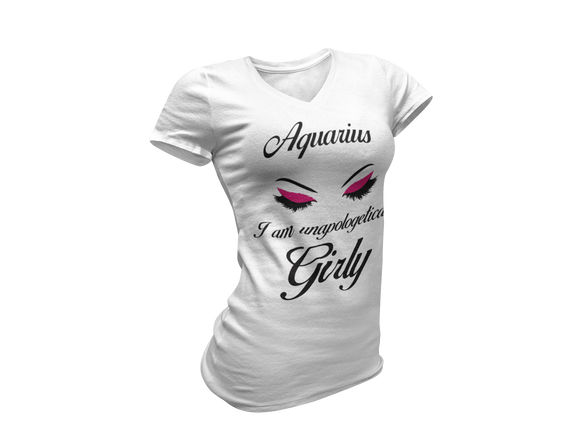 Aquarius- I Am Unapologetically Girly