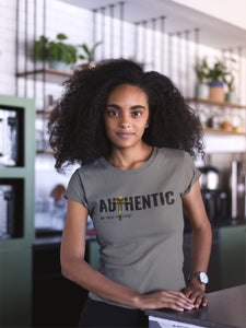 Women-Authentic - Tee Size Me