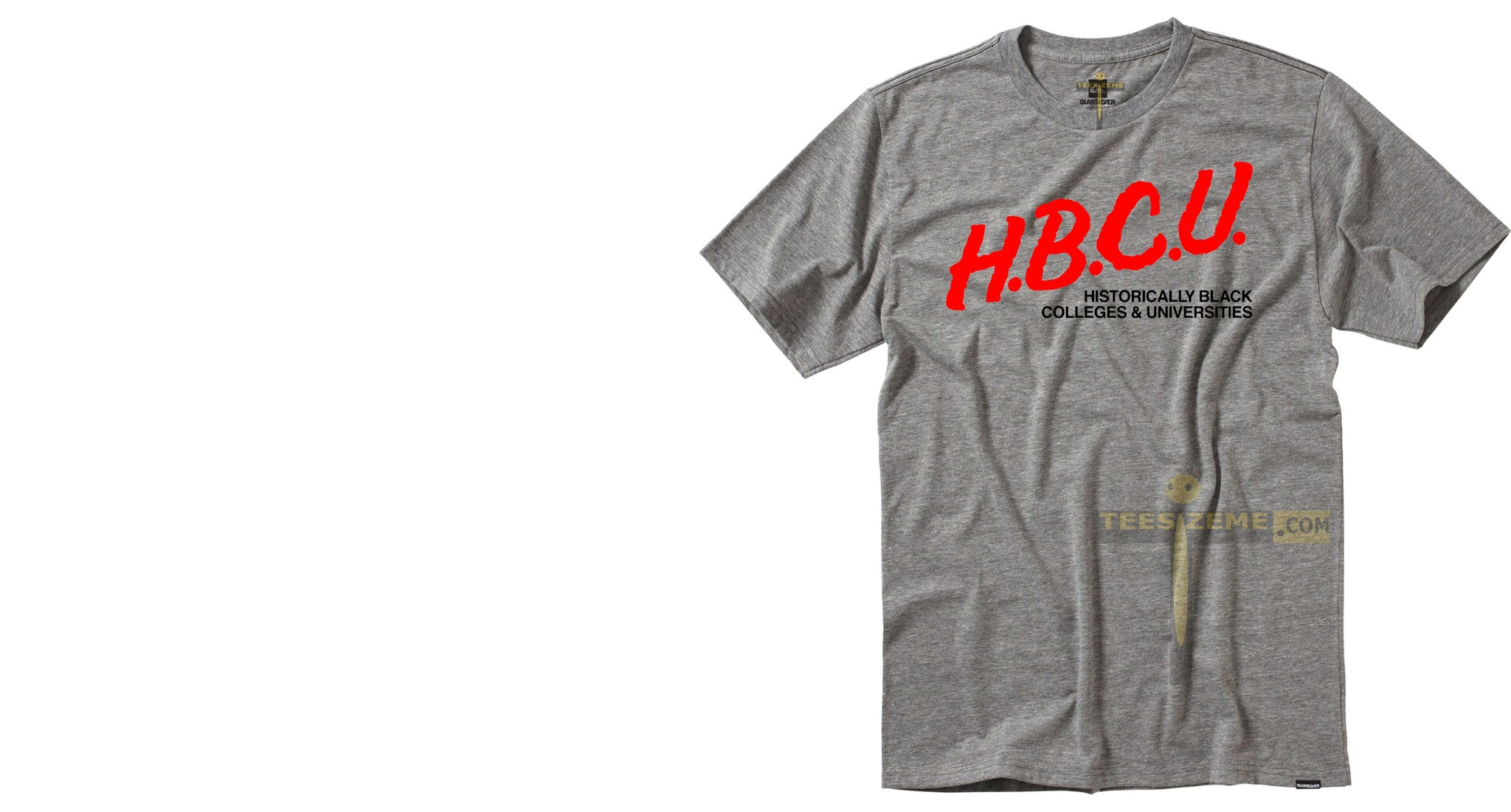 H.B.C.U. Historically Black Colleges & Universities - Tee Size Me