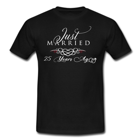 Just Married - Tee Size Me