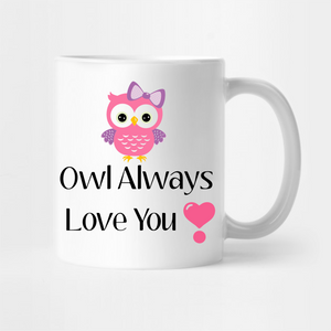 Owl Always Love You - Tee Size Me