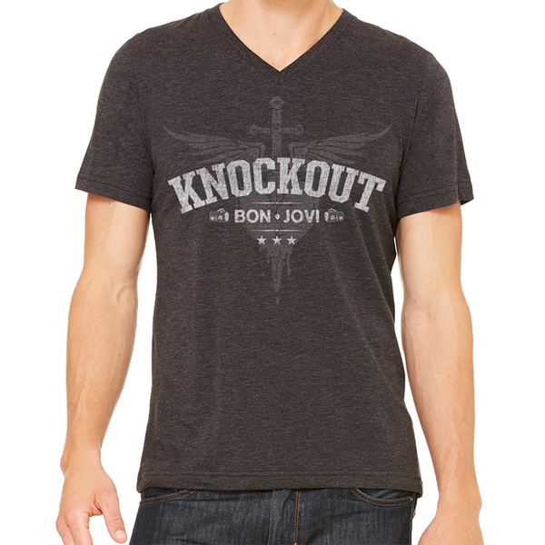 Knockout V-Neck T-shirt