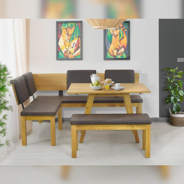 Austin 3 Piece Breakfast Nook Set
