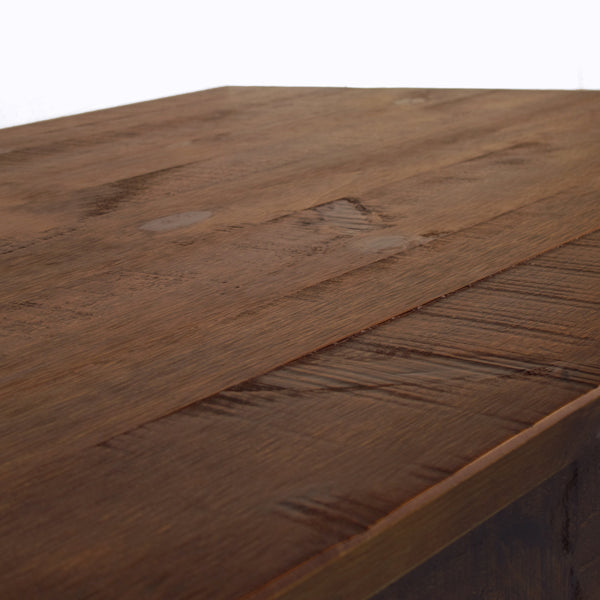 Tower Dining Table Cinnamon
