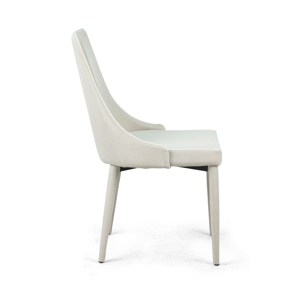 Patricia Chair - Off White, Set of 4