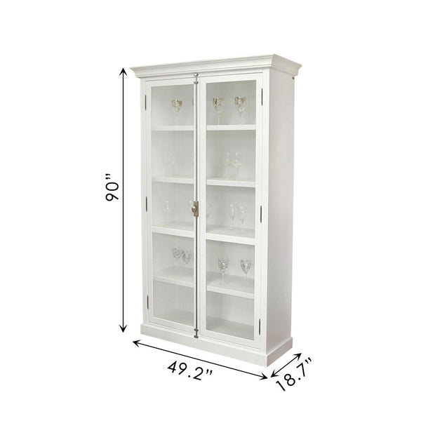 Cast Display Cabinet