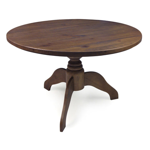 "Class 45"" Round Dining Table - Artefama Furniture"