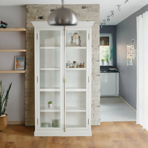 Cast Display Cabinet - Artefama Furniture