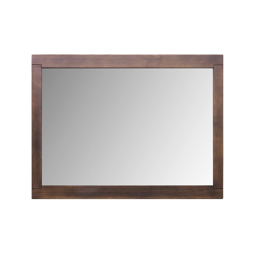 Ravenna Mirror Rustic Brown