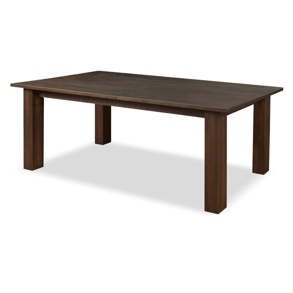Flora Dining Table with Square Legs - Artefama Furniture