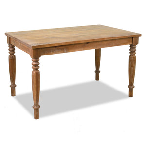 "Linda 63"" Dining Table - Artefama Furniture"