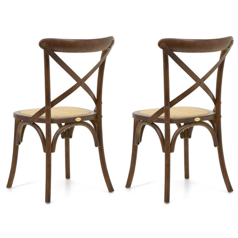 Paris Chairs, Set of 2 - Artefama Furniture