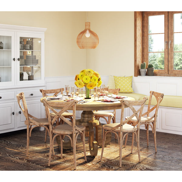 Phill Dining Table - Artefama Furniture