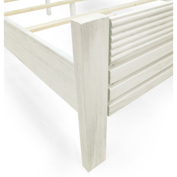 Vienna Bed Off White - Artefama Furniture