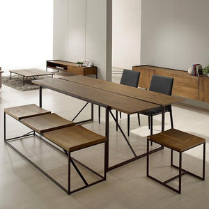 "Brooklyn 79"" Dining Set"