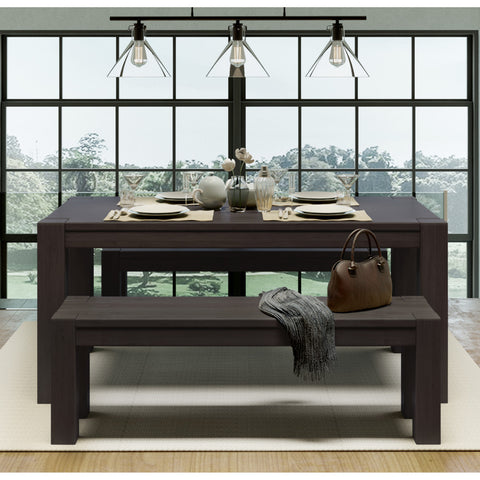 "Kubo 63"" Dining Table - Artefama Furniture"