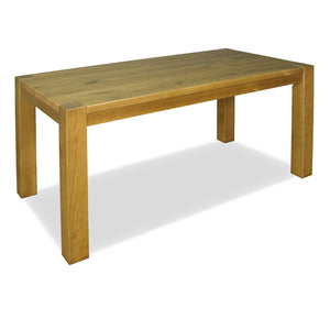 "Kubo 63"" Dining Table Garapa - Artefama Furniture"