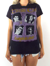 Load image into Gallery viewer, Vintage 80s Culture Club Kissing to be Clever Tee Size Small