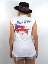 Load image into Gallery viewer, Vintage 1984 John Cougar Mellencamp Tour Tank