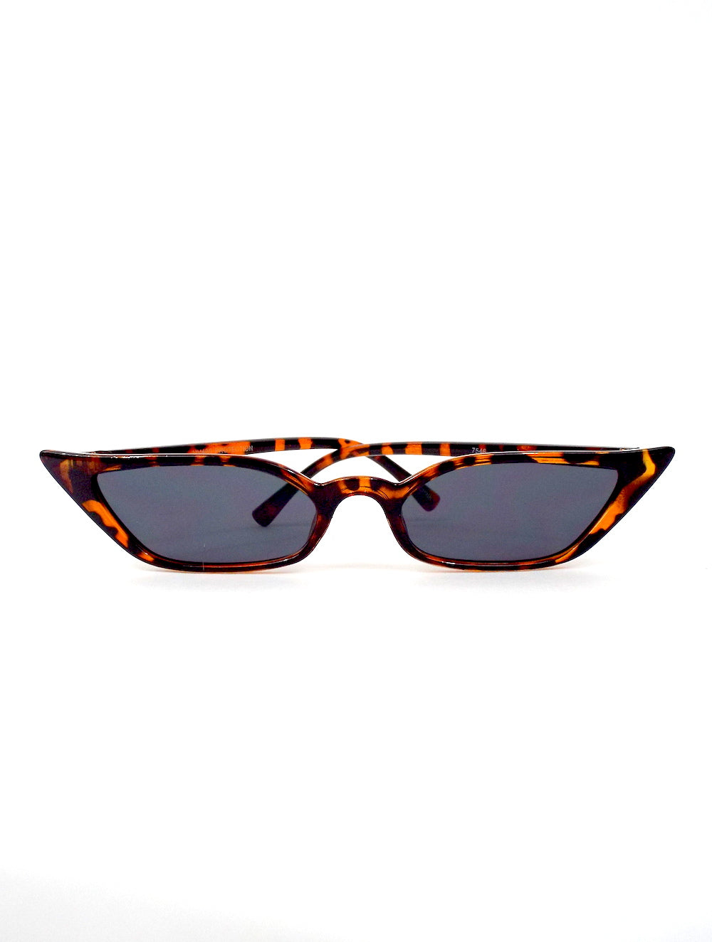 Sassy Summer Skinny Cat Eye Sunglasses
