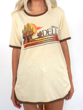 Load image into Gallery viewer, Vintage 70s Wisconsin Dells Ringer Tee