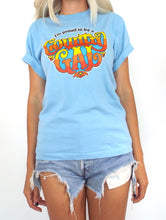 "Load image into Gallery viewer, Vintage ""I'm Proud to be a Country Gal"" Tee"