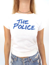 Load image into Gallery viewer, Vintage 80s The Police Sleeveless Sweatshirt