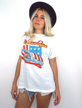 Load image into Gallery viewer, Vintage 80s Beach Boys Tour Tee