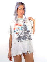Load image into Gallery viewer, Vintage 90s Grey Washington D.C. Harley-Davidson Tee