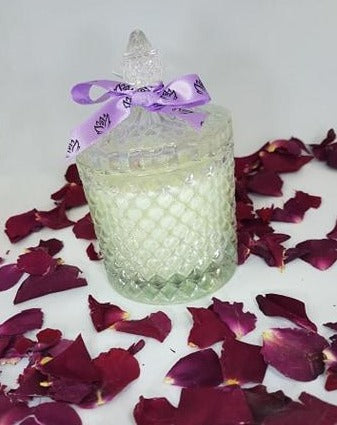 Coconut & Lime - Deluxe soy candle